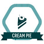 """Badge icon """"Cake (1719)"""" provided by Julia Soderberg, from The Noun Project under Creative Commons - Attribution (CC BY 3.0)"""