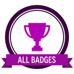 "Badge icon ""Trophy (2477)"" provided by Matthew R. Miller, from The Noun Project under Creative Commons - Attribution (CC BY 3.0)"