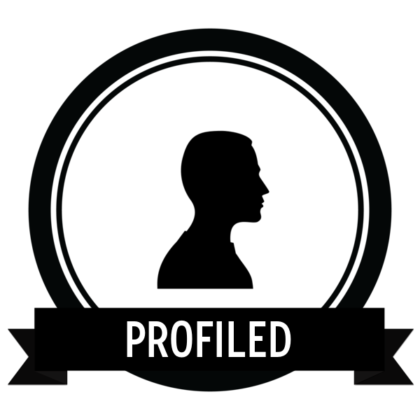 "Badge icon ""User (1899)"" provided by Simon Child, from The Noun Project under Creative Commons - Attribution (CC BY 3.0)"